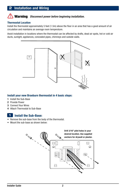 Glowshift Wiring Page 2 Manual Guide