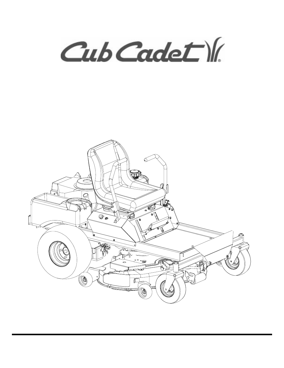 Wiring Diagram For Cub Cadet Z Force : Cub cadet z force wiring diagram