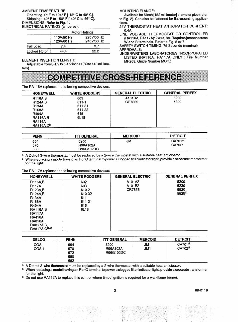 honeywell pro 2000 user manual