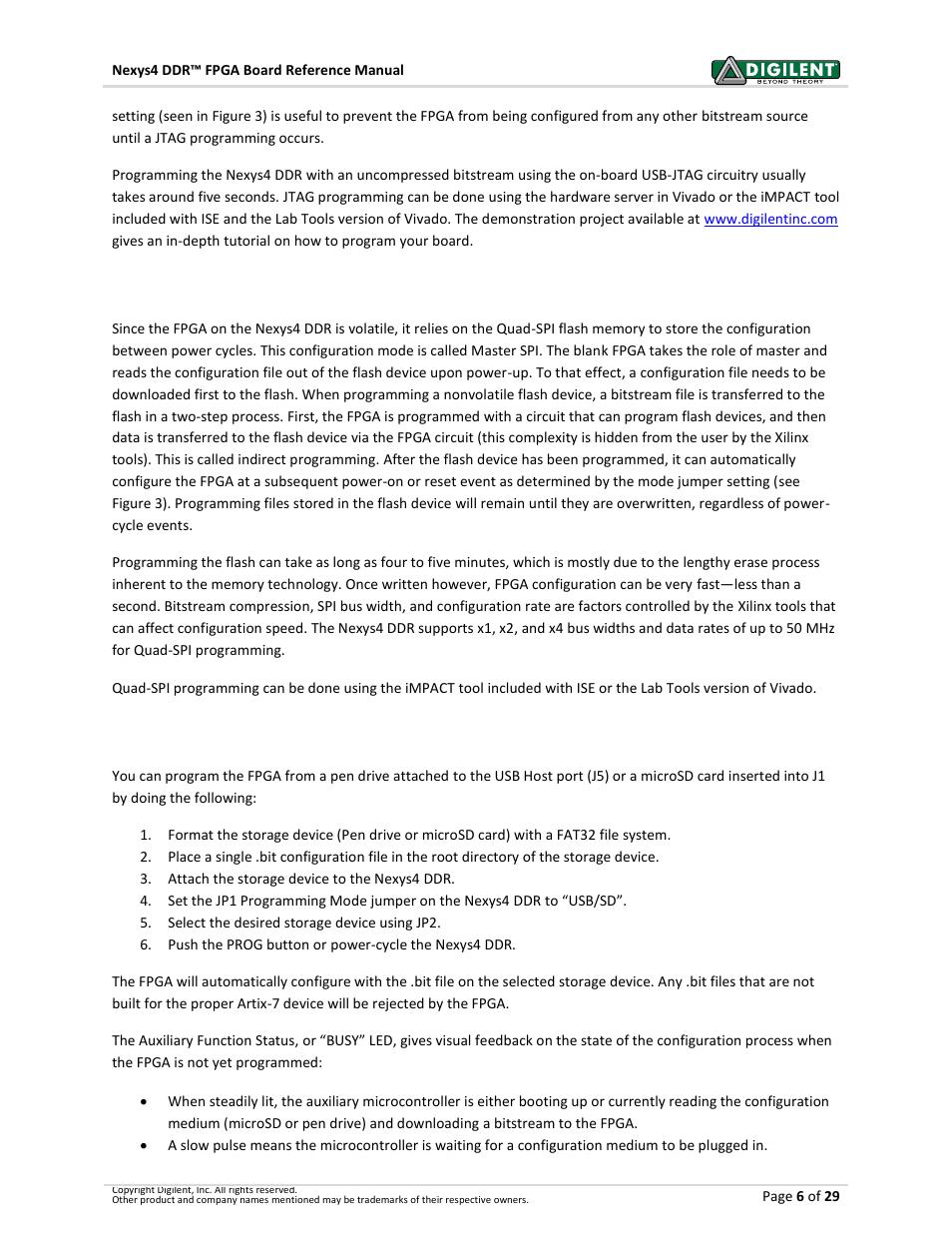 2 quad-spi configuration, 3 usb host and micro sd programming