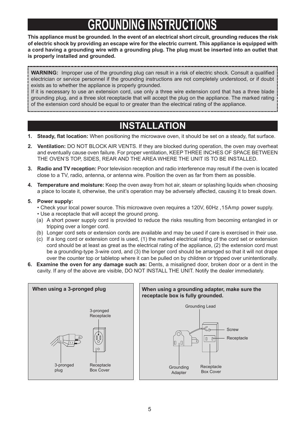 Mobile Radio Wiring And Grounding Manual Guide