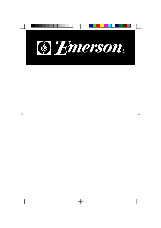 Emerson Radio Es1065 User Manual