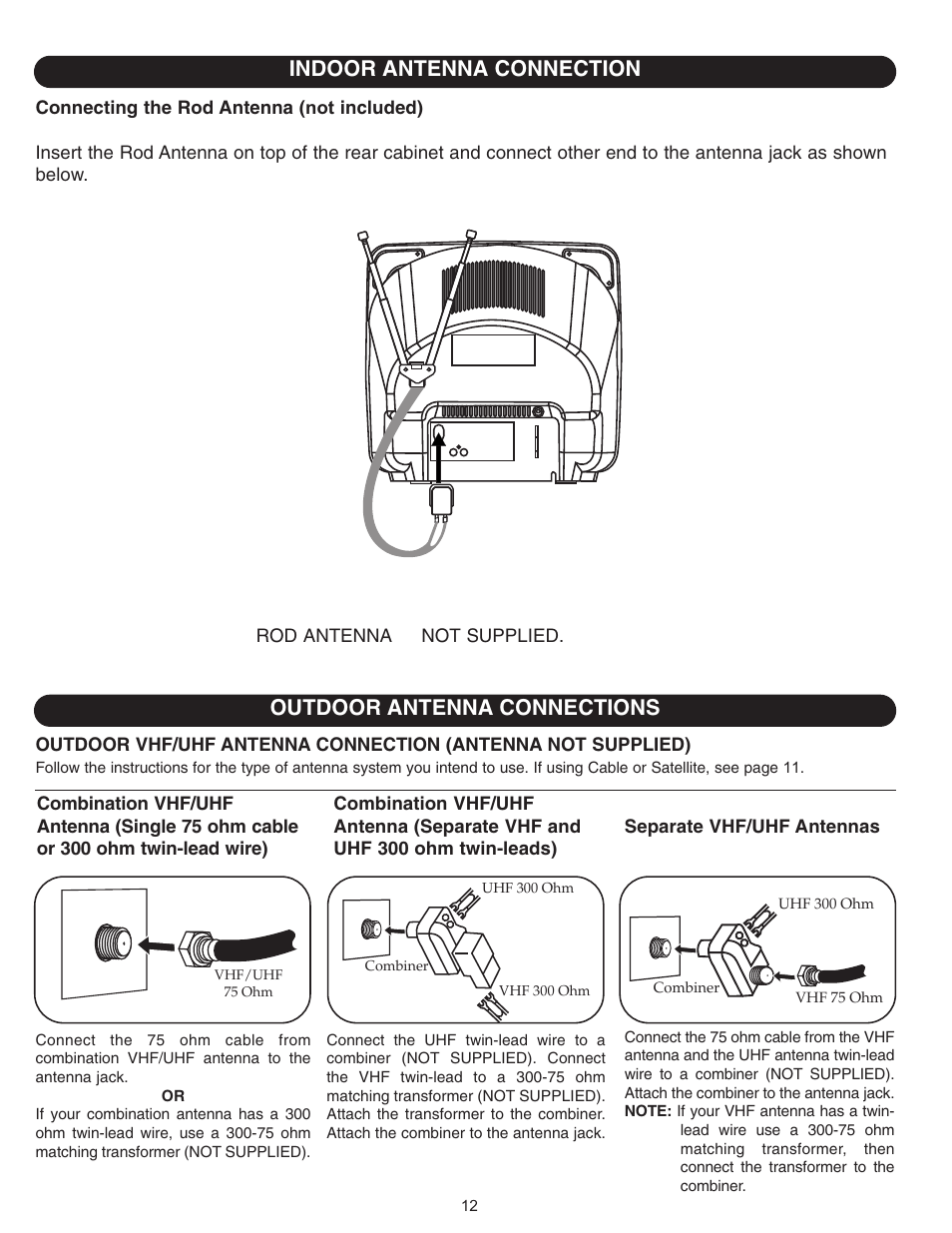 Emerson Radio DTE314 User Manual | Page 13 / 30 on
