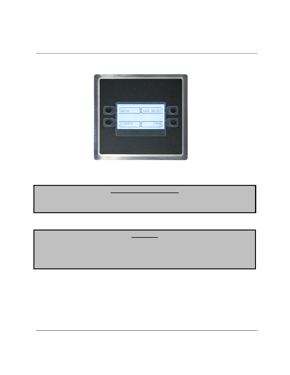 FloAire Electrical Controls User Manual   28 pages