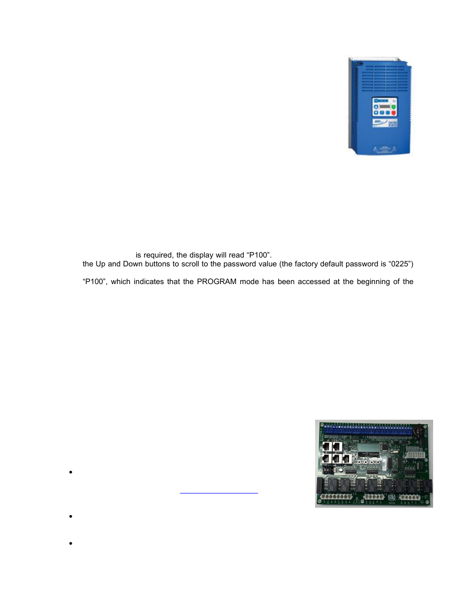 Component description, Variable frequency drive, Ecpm03 board | FloAire Demand Control Ventilation System User Manual | Page 28 / 36