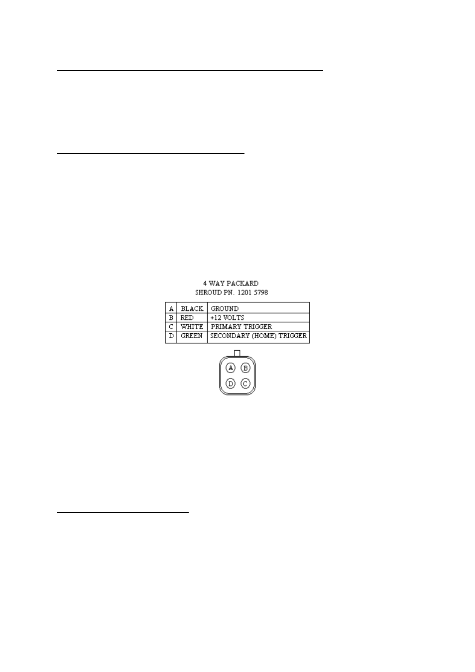 Install And Connect Any Optional Outputs 14 The Trigger Optical Sensor Wiring Diagram 15 Ecu Haltech E6a User Manual Page 26 126