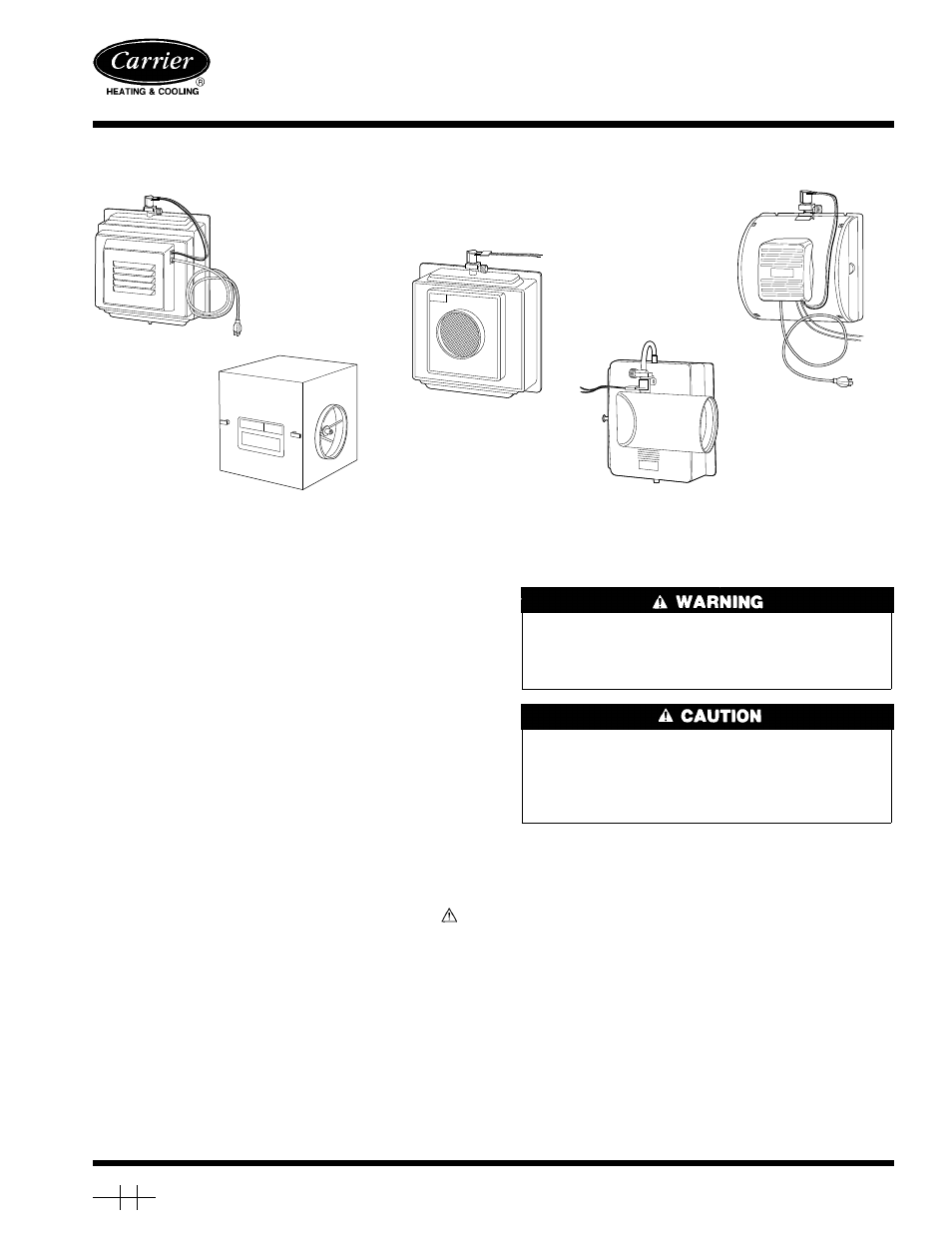 Carrier HUMCCLFP1025-A User Manual | 12 pages