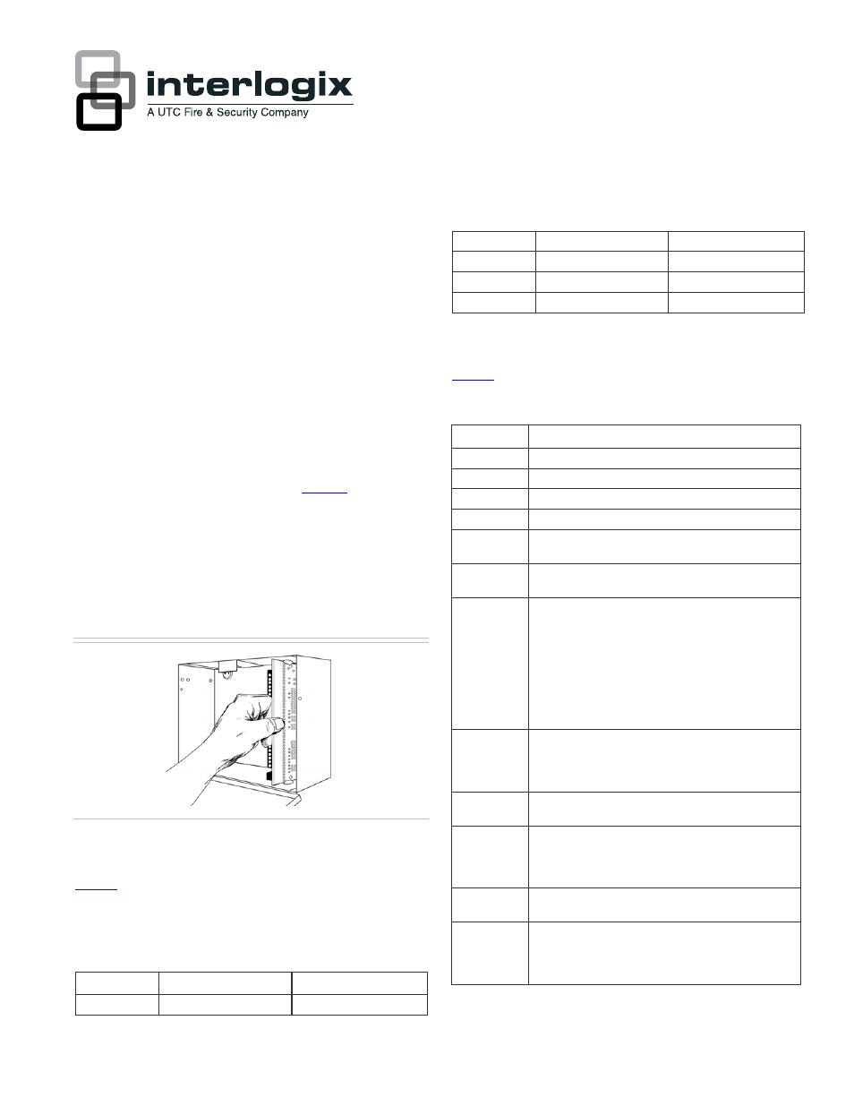 Nx 8 Manual Library 1996 Ford E150 Van Wiring Diagrams On Sonos Diagram Array Interlogix 6v2 Rev B Installation User 10 Pages Rh Manualsdir
