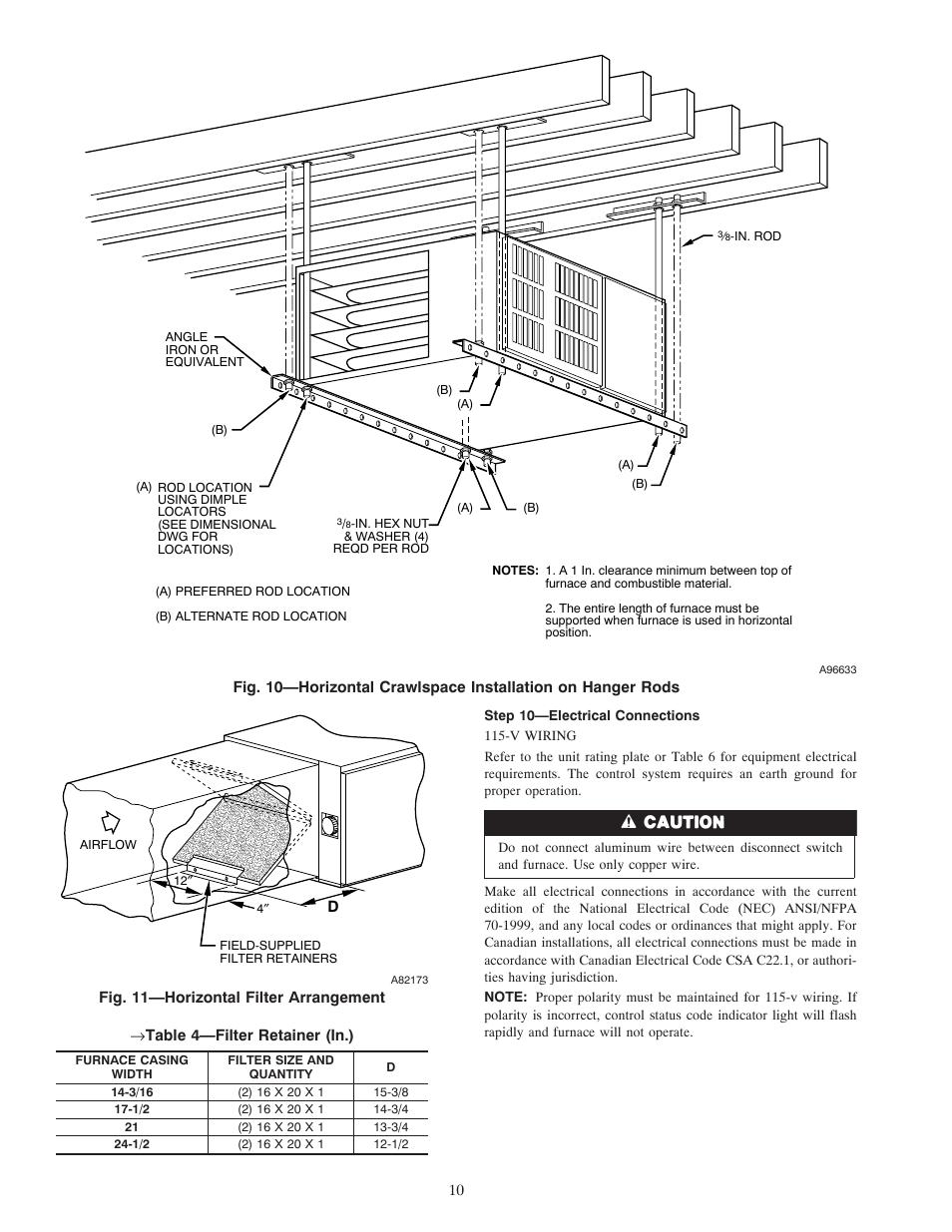 carrier weathermaker 8000 58zav user manual