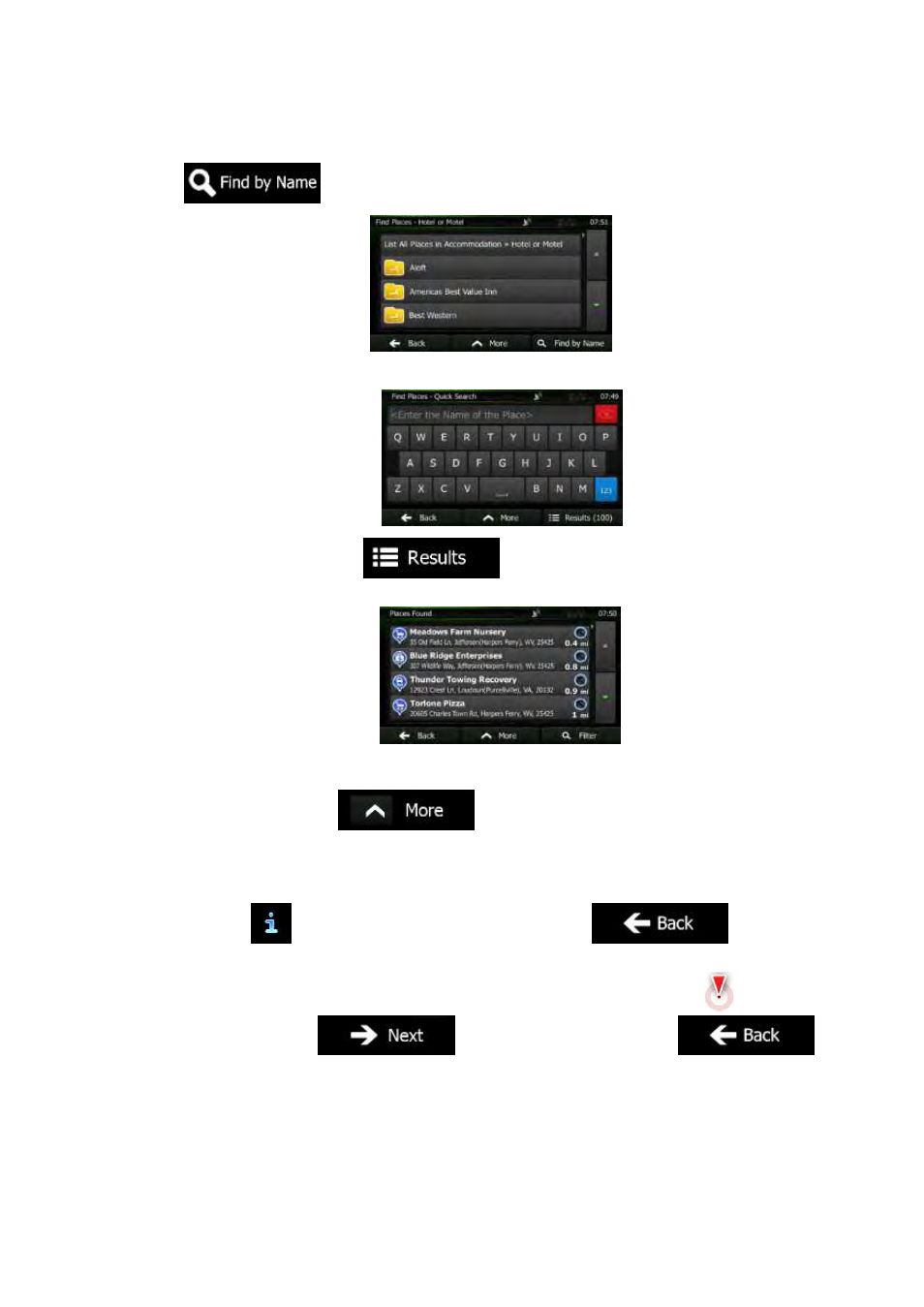 Clarion NX501 User Manual | Page 115 / 159 | Original mode | Also