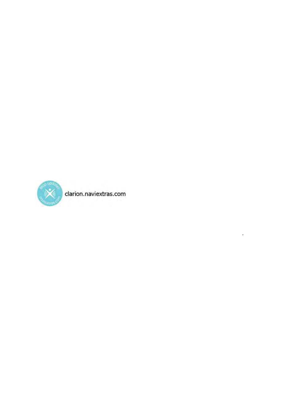 Clarion NX501 User Manual | Page 70 / 159 | Also for: NZ501