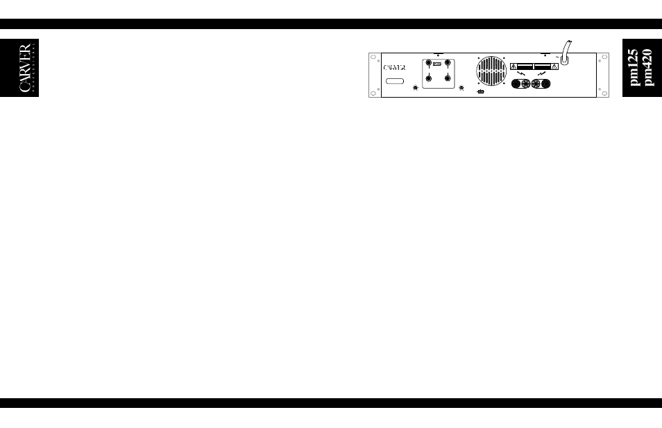 Bridged mono parallel mono clipping eliminator, Input