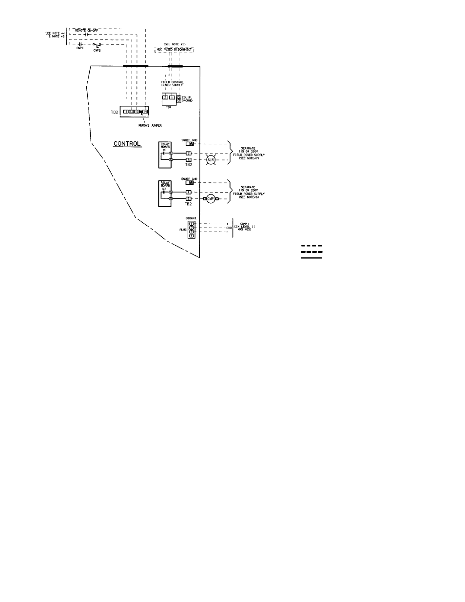 Carrier 30HXA,HXC076-186 Water-Cooled and Condenserless Chillers User Manual    Page 25 / 28
