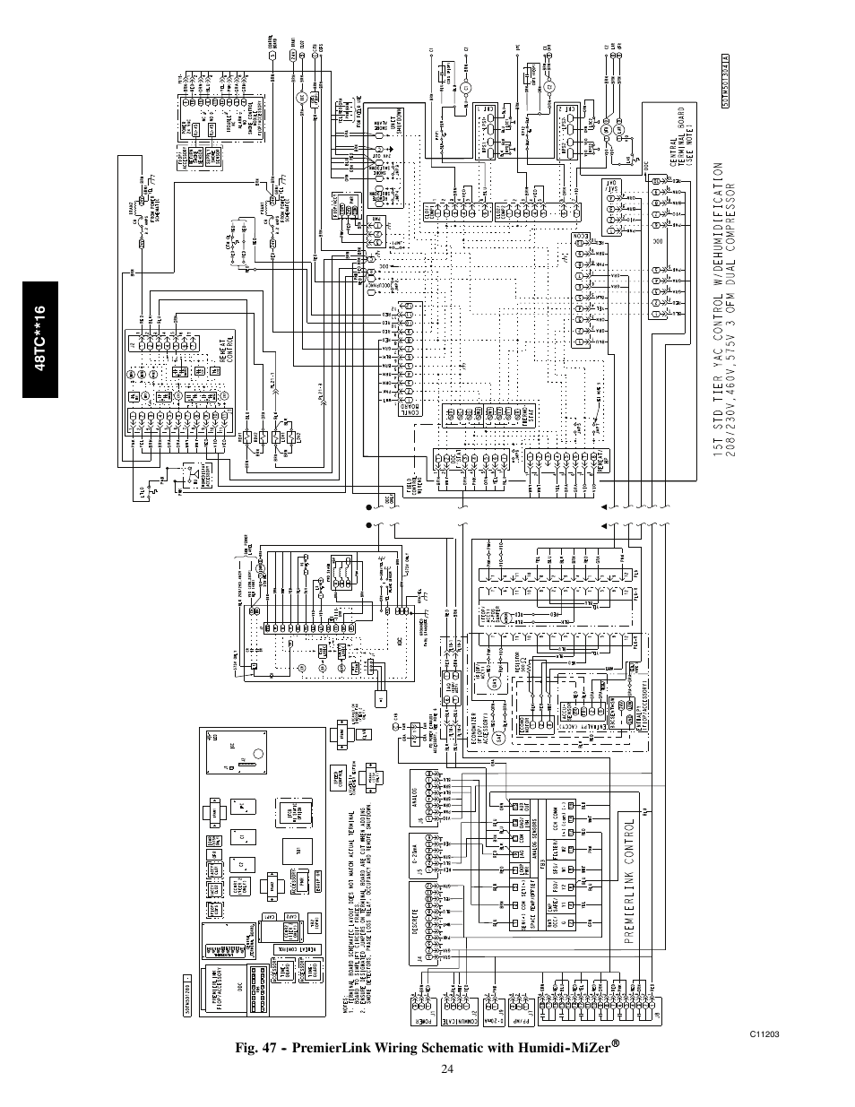 Carrier 48tc 16 User Manual Page 24 48