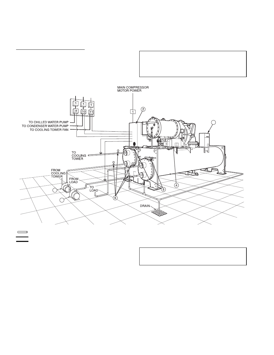 Carrier Hermetic Centrifugal Liquid Chillers 19xr User Manual Page National Pump Wiring Diagram 30 40