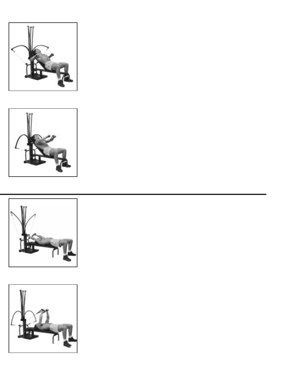 Chest Exercises Lying Shoulder Pullover Muscles Worked Bowflex Xtl User Manual Page 22 80