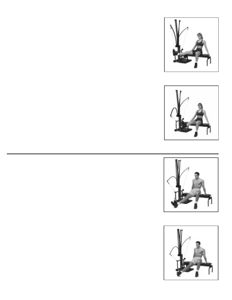 Leg Exercises Bowflex Xtl User Manual Page 53 80