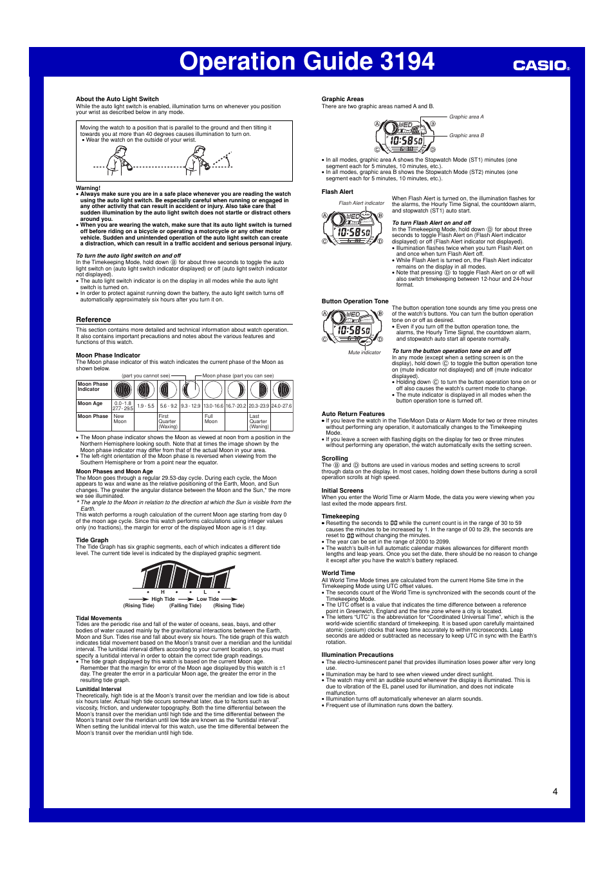 reference operation guide 3194 g shock glx 6900 user manual rh manualsdir com casio module no 3194 manual casio 3194 g-7900 manual