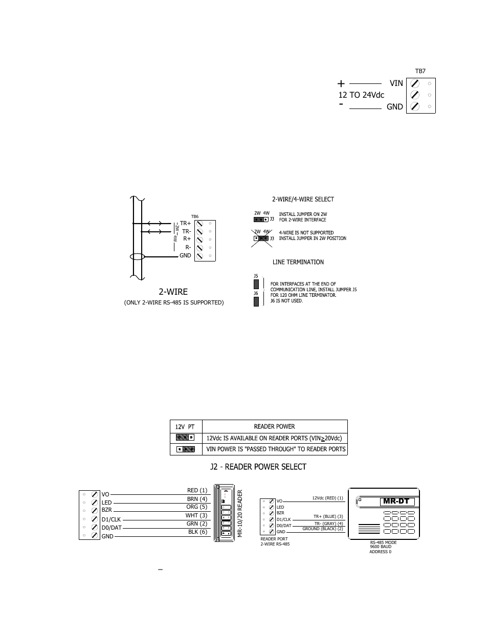 keri systems mr52 page2 mercury mr52 wiring diagram gandul 45 77 79 119  at bakdesigns.co