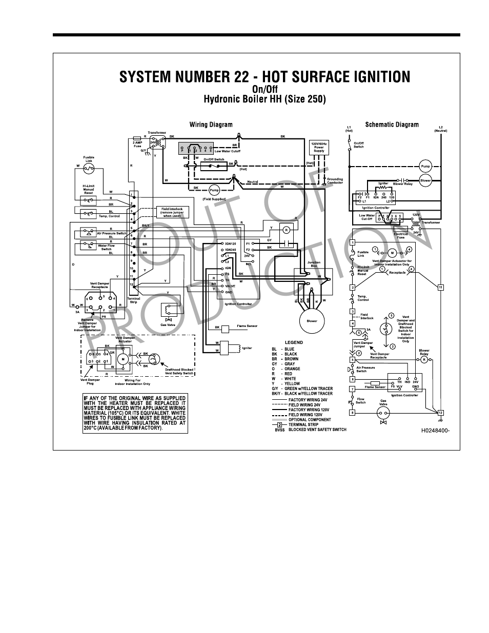 laars mighty therm lo nox ph sizes 250_400 install and operating manual page21 teledyne laars epg epm series windshield wiper wiring diagram for