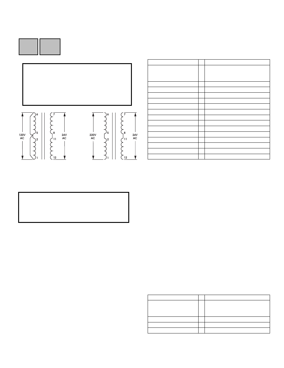 Ratings, Controller screens, Setting controller | Leslie Controls ...