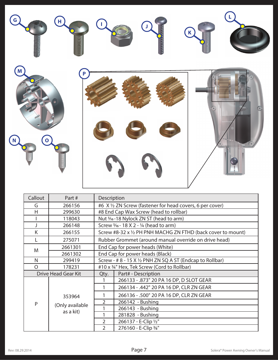 Lippert Components Solera User Manual Page 7 10