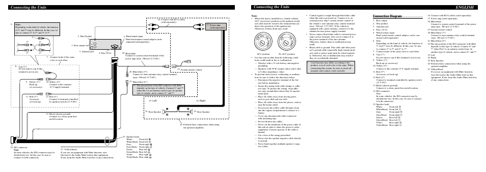 12 volt battery wiring diagram switch to accessory within
