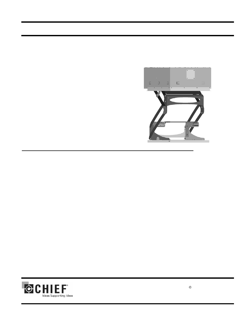 chief manufacturing electric ceiling lift sl 236 user manual 24 pages rh manualsdir com Medical Manufacturing Manufacturing by Hand