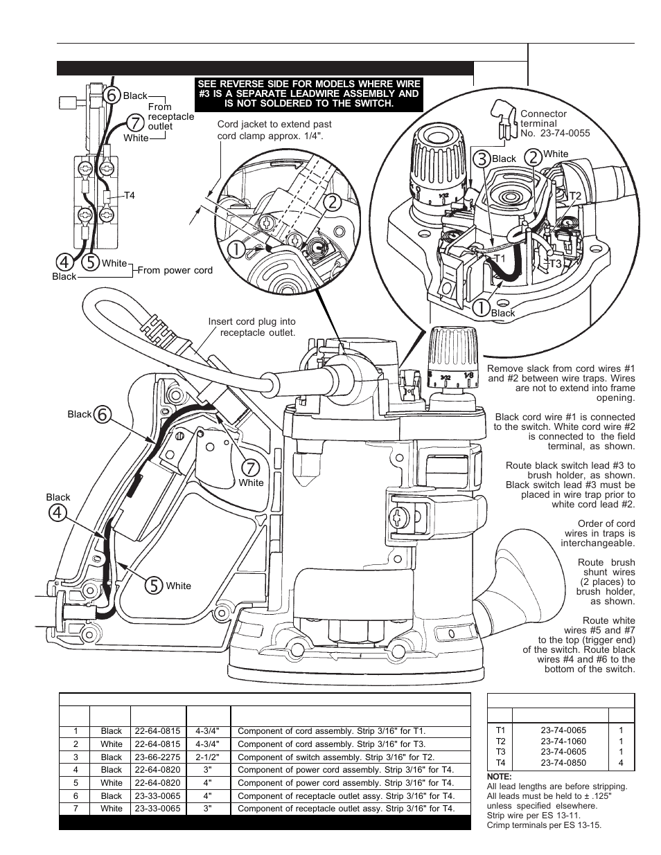 Milwaukee Electrical Cord Wiring Diagram Detailed Schematic Diagrams Power Wire Tool 5619 20 User Manual 2 Pages Intertherm Furnace Parts
