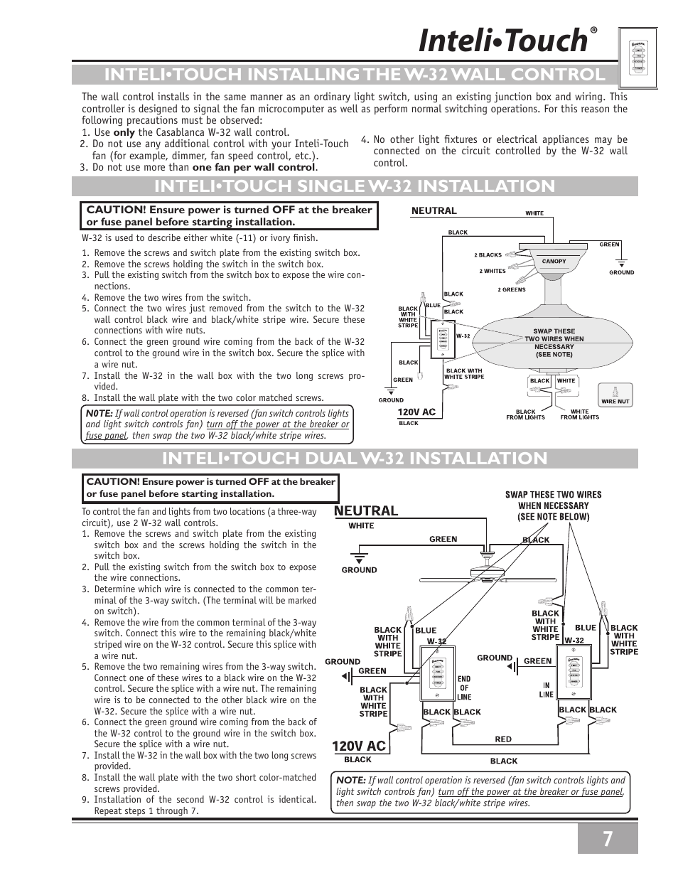 User U0026 39 S Manual Of Chapter Mainstays 3 Speed 4 Wire Ceiling Fan Switch User U0026 39 S Guide And Manuals