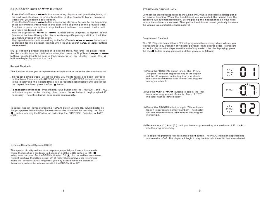 curtis rcd 310 user manual page 5 7 original mode also for rh manualsdir com RNS 315 RNS 510