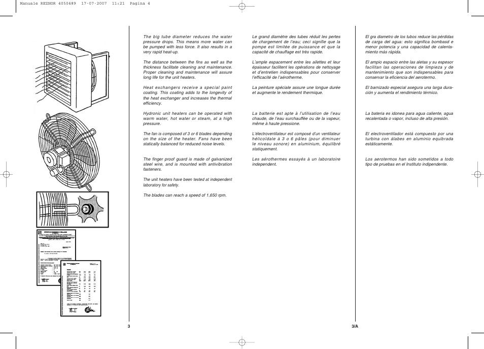 reznor ws unit installation manual user manual page 3 15 rh manualsdir com Garage Door Installation Manual Vinyl Graphics Installation Guide