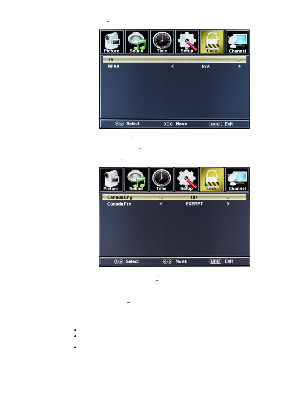 Sceptre X405BV-FHD3 User Manual   Page 33 / 51
