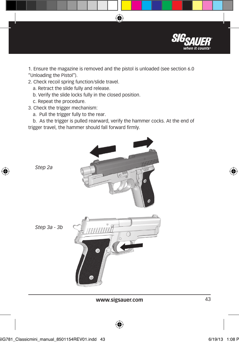 sig p229 owners manual best setting instruction guide u2022 rh ourk9 co sig sauer owner's manual sig sauer p210 owner's manual
