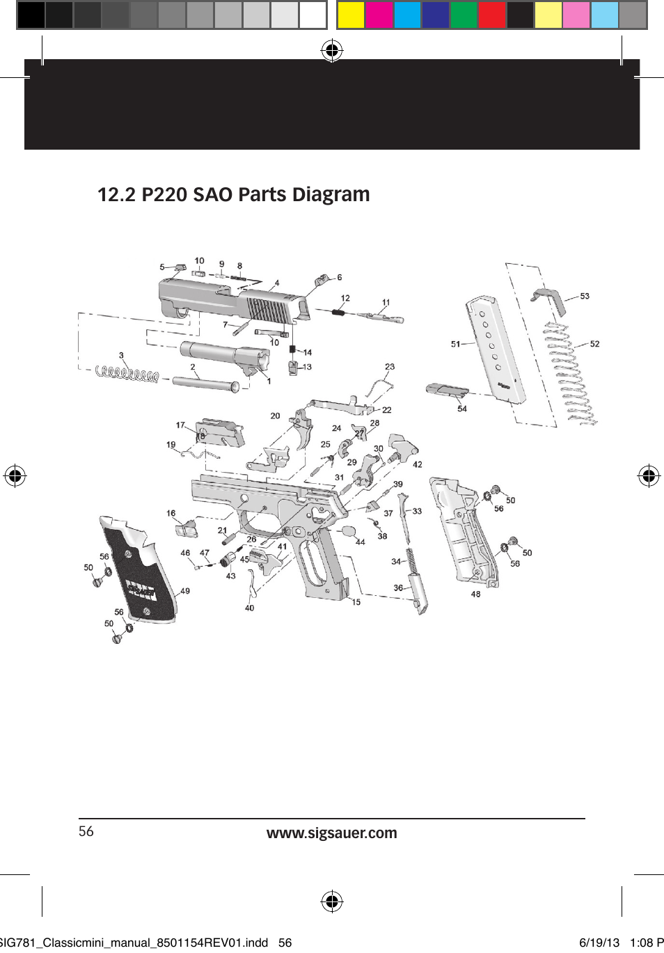 2 P220 Sao Parts Diagram