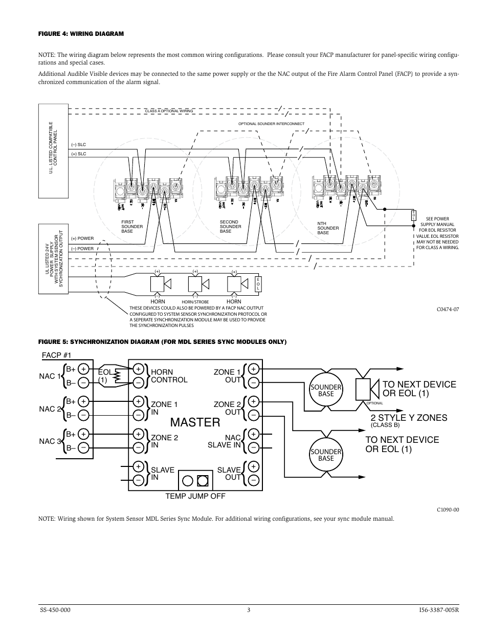 Wiring Diagram For Fire Alarm Sounder : Nac wiring diagram images