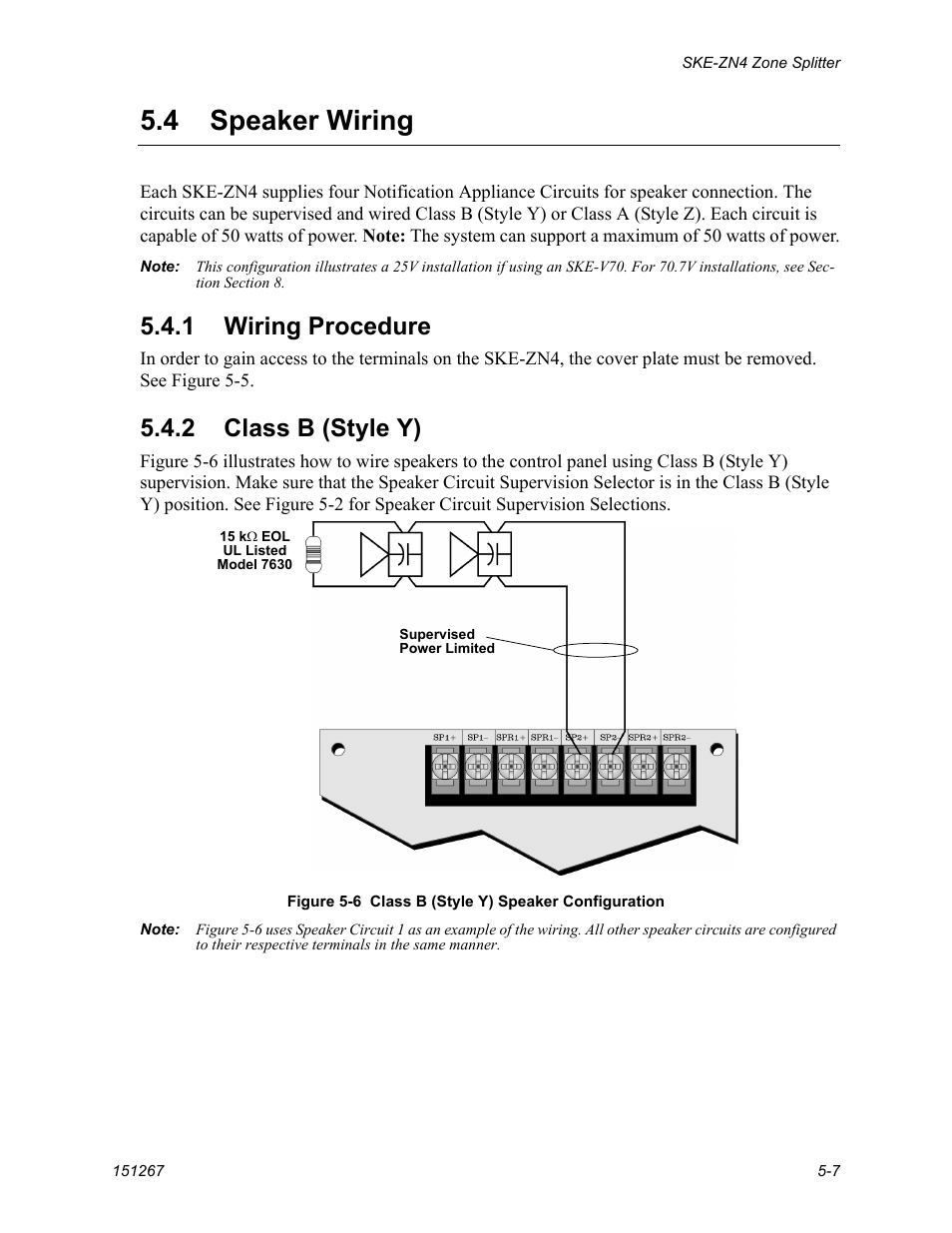 Class A Wiring Z Style - Wiring Diagram •