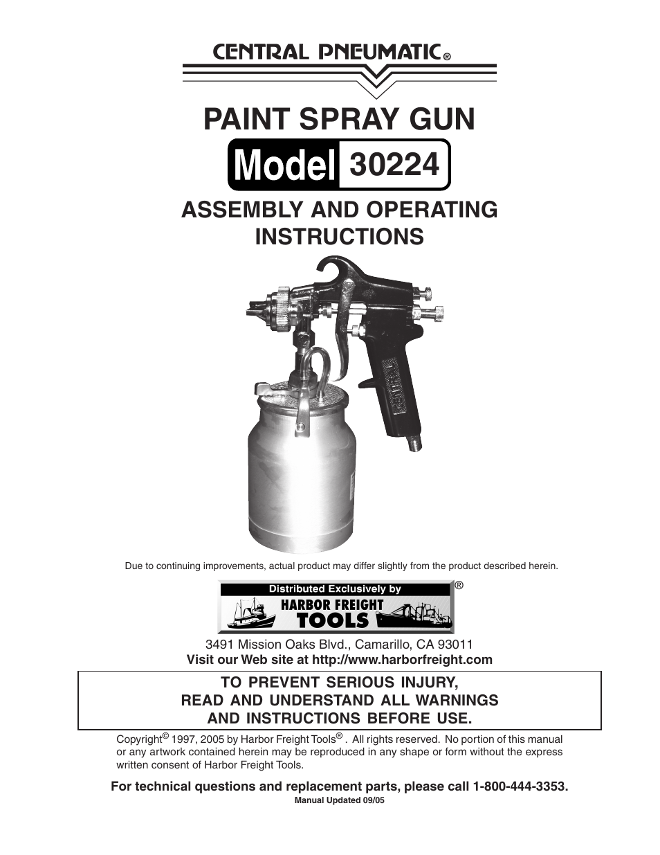 How To Use Harbor Freight Paint Sprayer