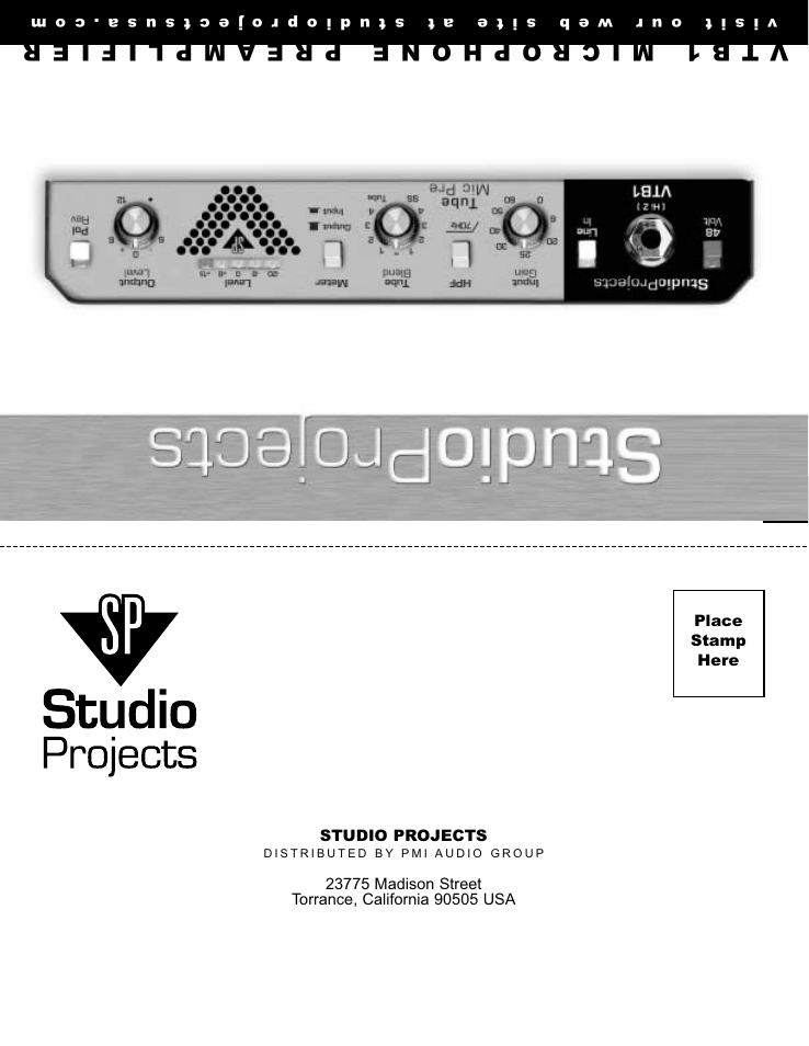 Studio projects vtb1 microphone preamp | #1851920789.