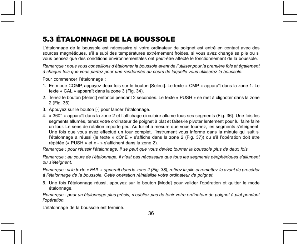 3 talonnage de la boussole suunto x lander user manual page 82 rh manualsdir com User Manual Service Manuals