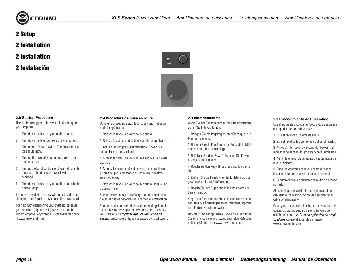 crown equipment xls 602 user manual page 16 36 original mode rh manualsdir com User Training Clip Art User Guide