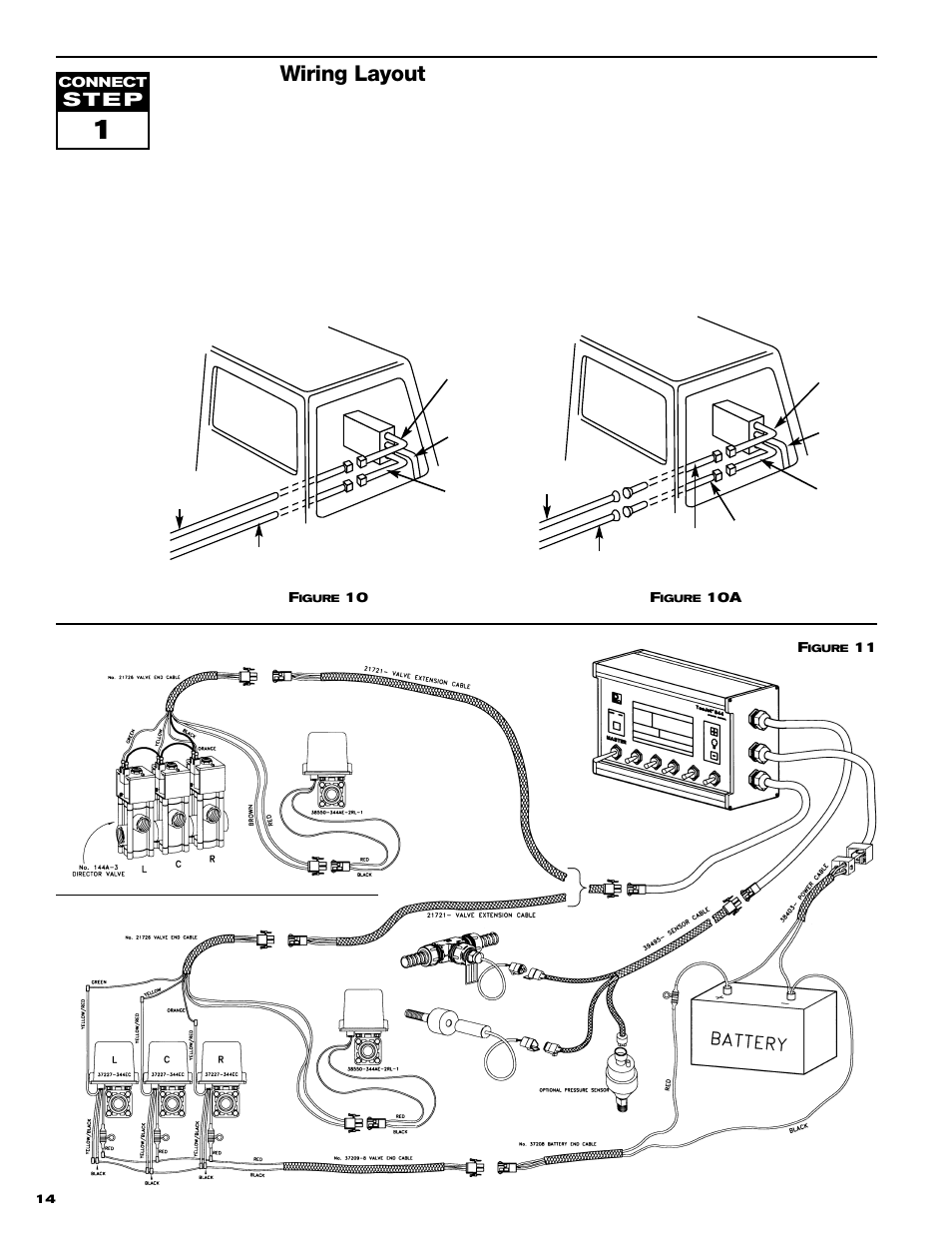 teejet 844 sprayer control page16 wiring layout, s t e p teejet 844 sprayer control user manual teejet ball valve wiring diagram at nearapp.co