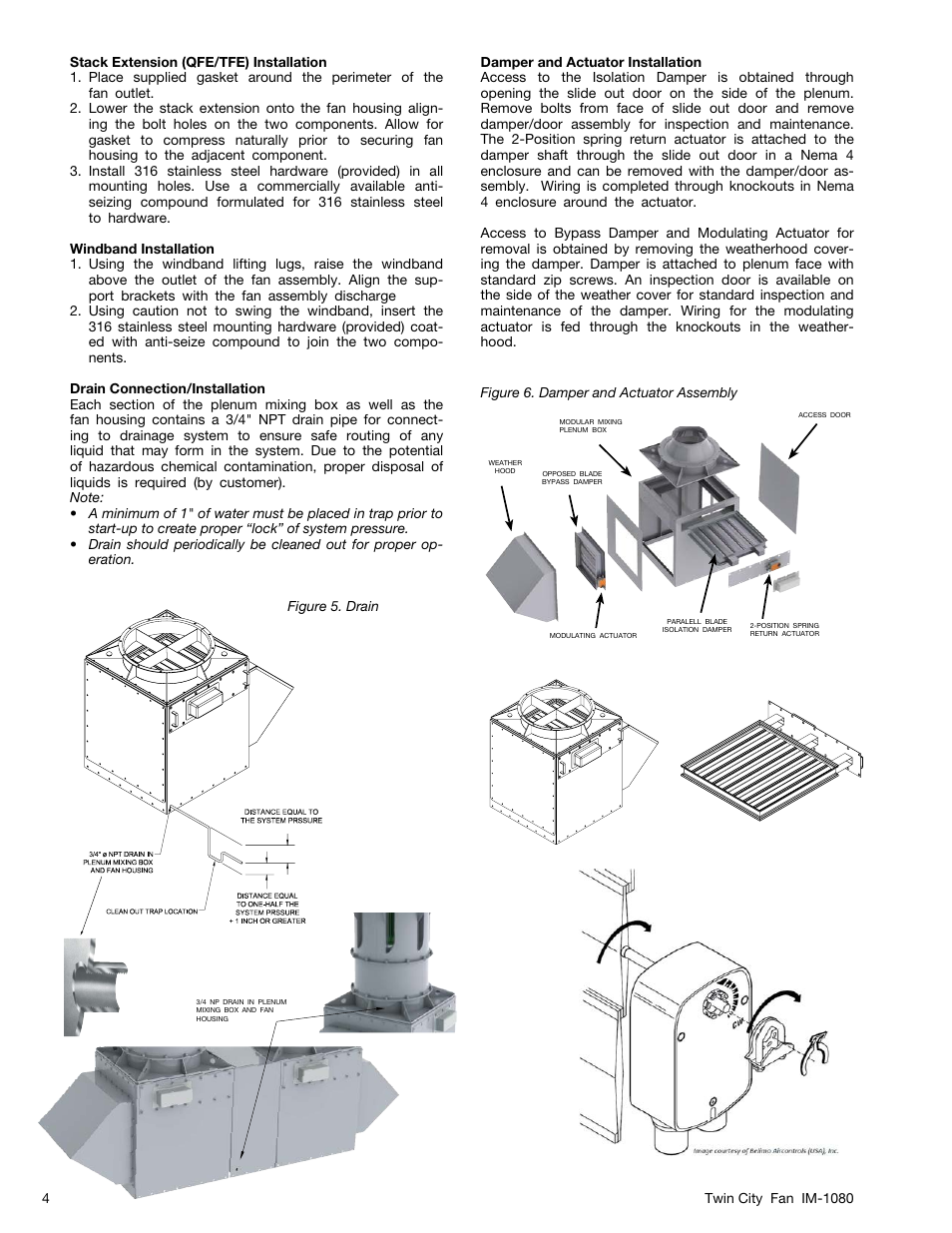twin city inline fume exhaust fans im 1080 user manual page 4 8 Valve Wiring Diagram