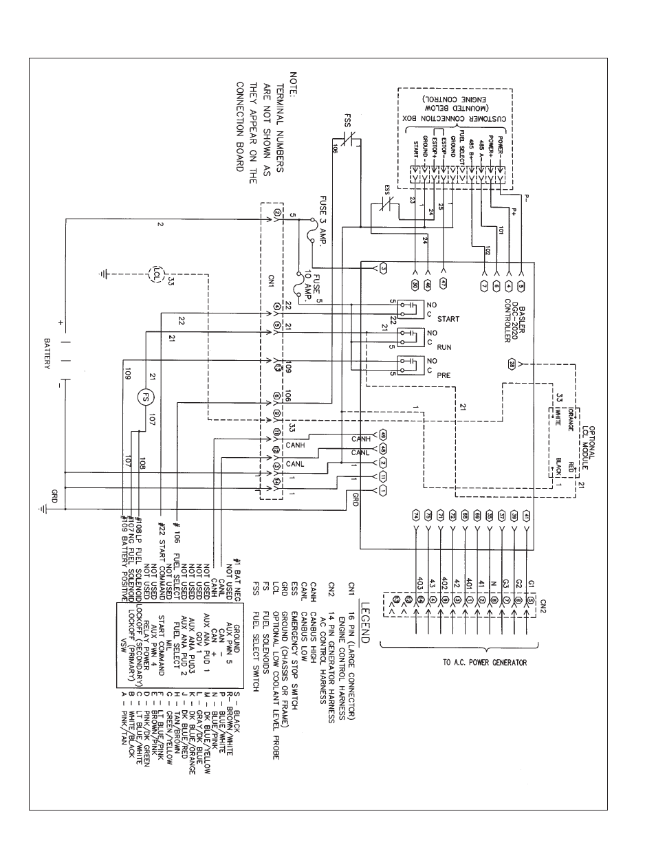 Basler Generator Wiring Diagram Real 6 Volt Schematic Winco Stamford Newage Voltage Regulator Home