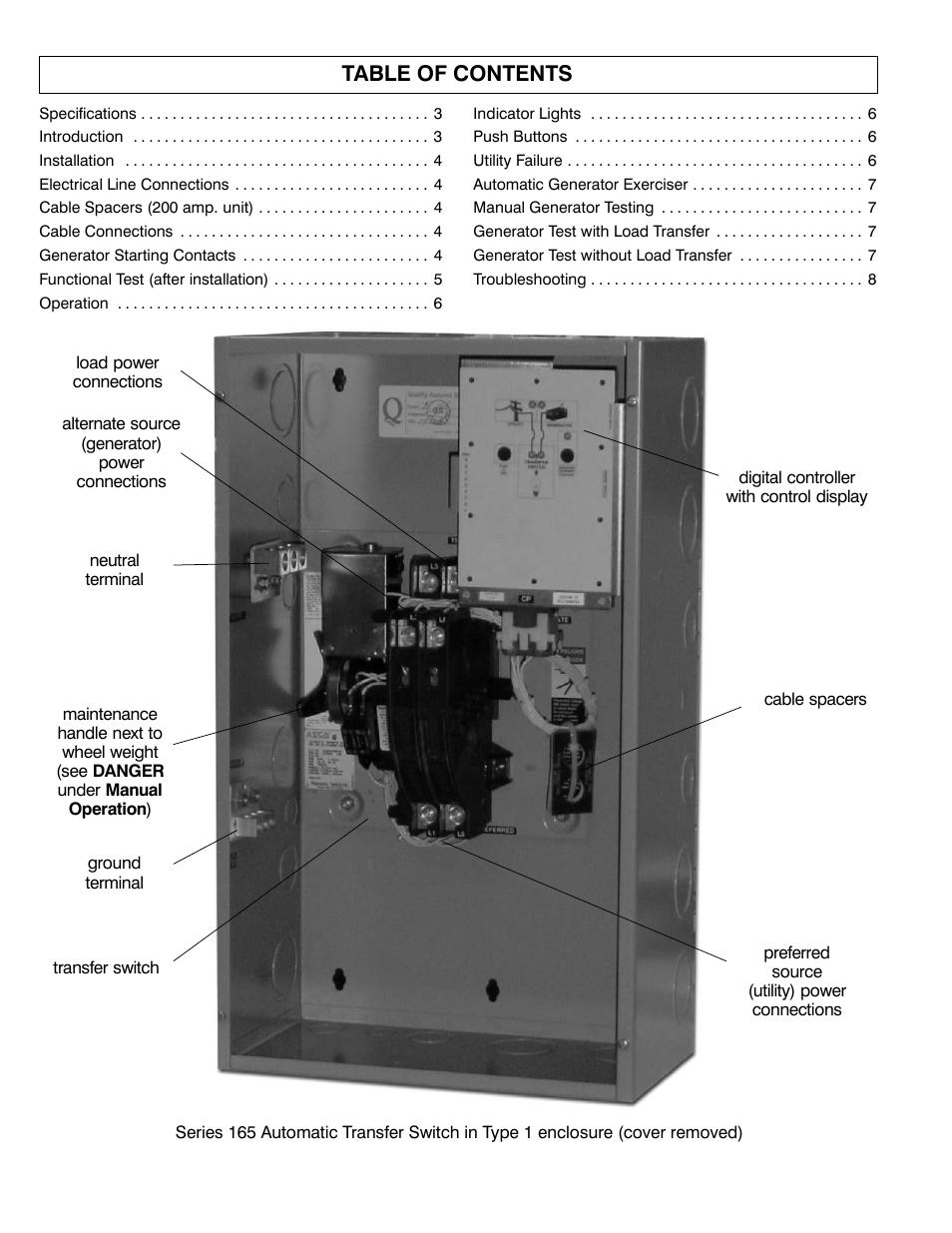 Winco Asco 165 2 Wire User Manual Page 2 8