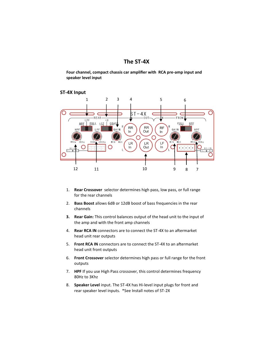 Zapco Amp Wiring Diagram - Electrical Work Wiring Diagram •