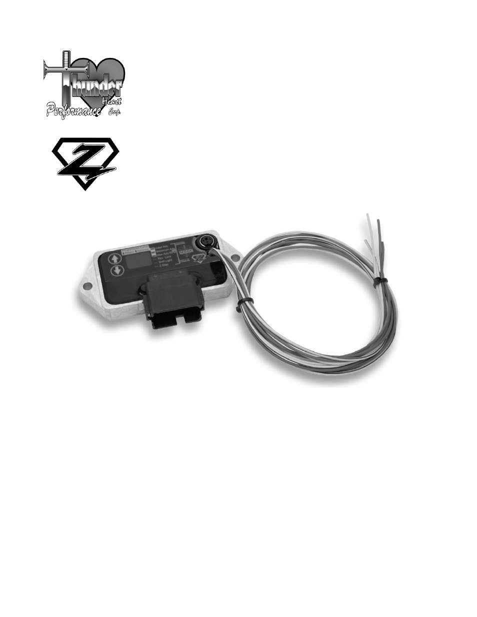 Zipper's Performance 309-575 User Manual | 12 pages