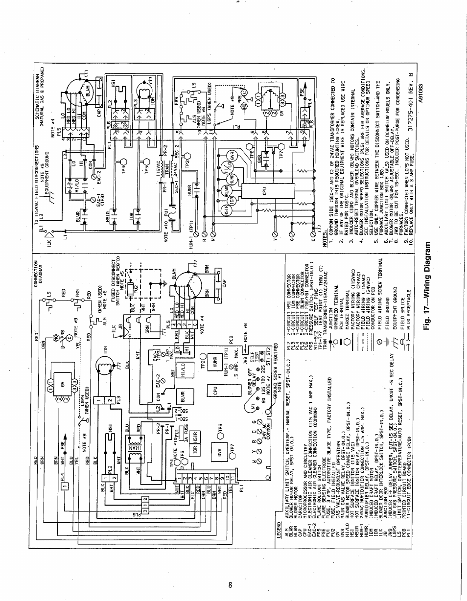 fig  17 u2014 wiring diagram  0 r o
