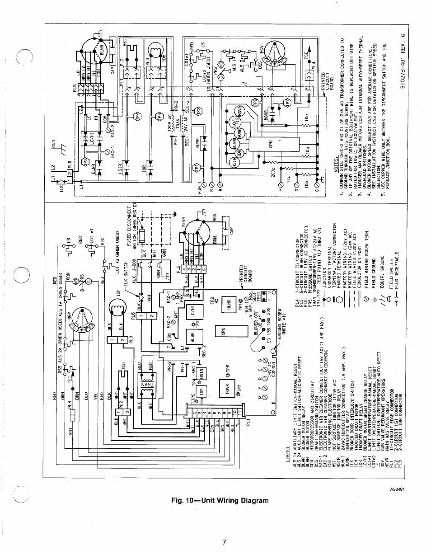 carrier 58pav user manual