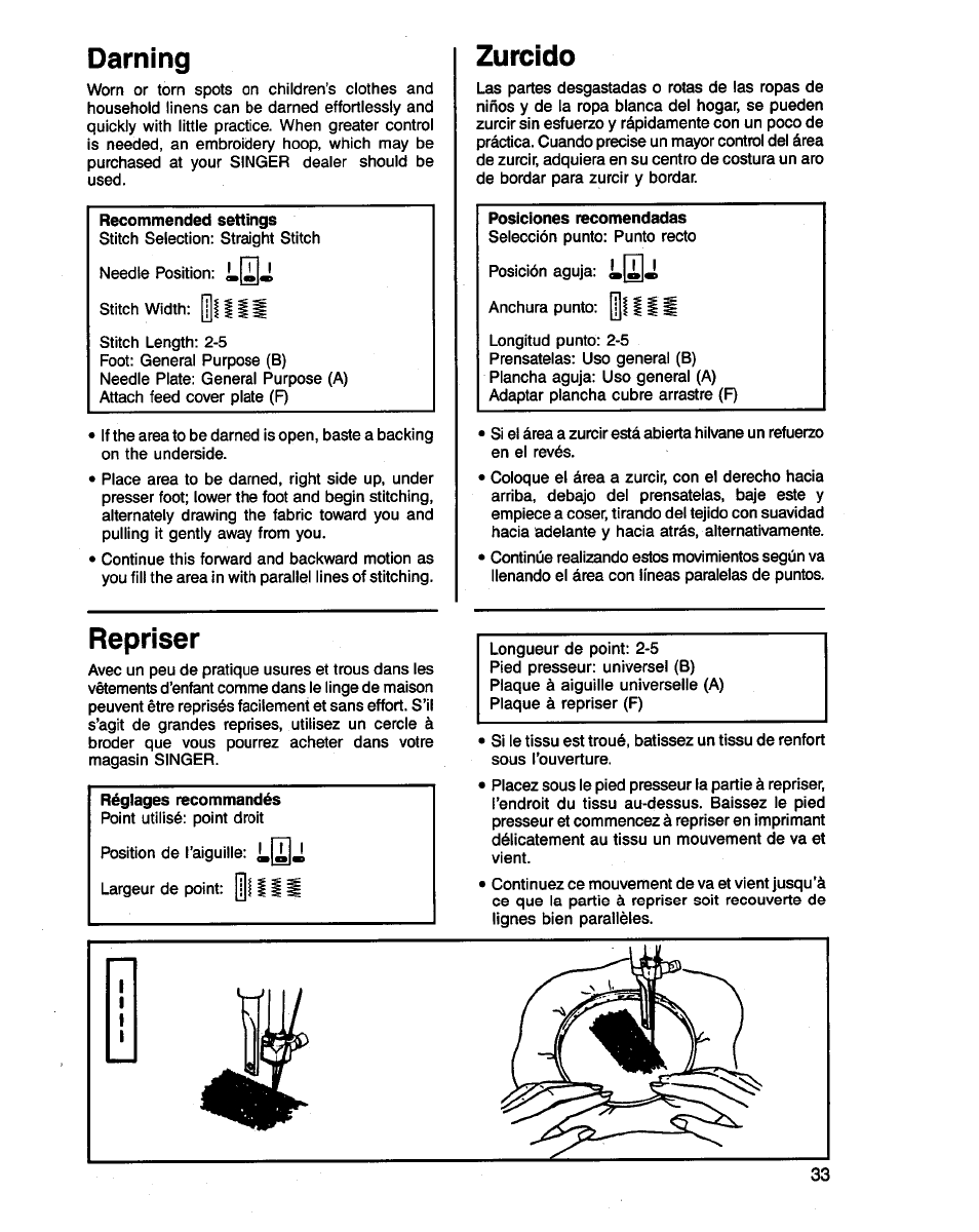 repriser darning zurcido singer 3314 user manual page 35 68 rh manualsdir com DMV Practice Test Manual DMV Practice Test Manual